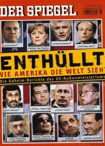 """E' ufficiale, nei documenti c'è Berlusconi, """"Der Spiegel"""" diffuso in Svizzera - La foto"""