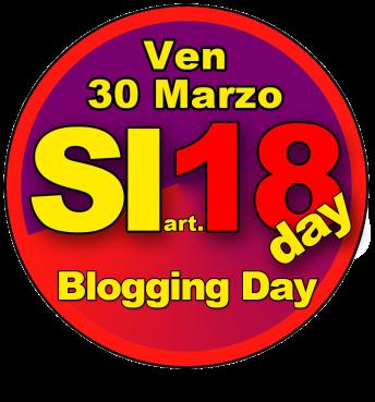 """Logo del """"SI 18 day"""" dal sito de """"Il post viola"""""""